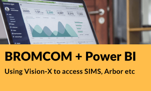 Vision-X gives power bi access to all